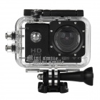 "SJ4000 FPV HD 1080P 1.5"" Screen 12MP 2/3"" CMOS Wide Angle Sport DV Camera w/ Wi-Fi - Black"