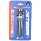 JETBeam RRT26 hvit + RGB 980lm 5-Mode Tactical lommelykt m / Cree XM-L2 + 3-LED-svart (1 x 18650)