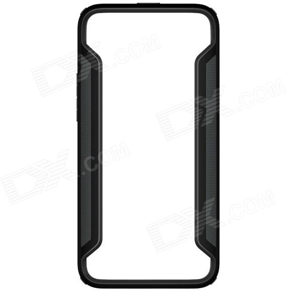 NILLKIN Protective PC + TPU Bumper Frame Case for HTC One (E8) - Black