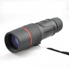VISIONKING K10-25X42 10x Magnification Zoom Monocular Telescope - Black