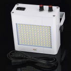 HML T108 25W Professional 108-LED SMD 5050 luz branca piscando Stage Light - Branco (AC 90 ~ 240V)