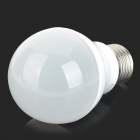 E27 6W 450lm 20-SMD 5630 LED RVB lumière Dimmable ampoule - blanc (AC 85 ~ 265V)