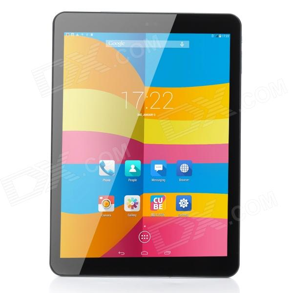 CUBE TALK9X 9.7 Retina Octa Core Android 4.4.2 3G Phone Tablet PC w/ Bluetooth, 2GB RAM, 32GB ROM cube talk 9x u65gt mt8392 octa core 2 0ghz tablet pc 9 7 inch 3g phone call 2048x1536 ips 8 0mp camera 2gb 32gb android 4 2