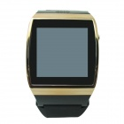 "Uwatch UPRO  1.55"" Screen GSM Watch Phone w/ Quad-band, SIM Card, 300KP Camera - Black + Golden"