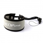 NEOpine Nylon Camera Wrist Strap for Gopro Hero 3+ / 3 / 2+ - Grey + Black