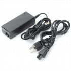 65W 19V 3.42A AC Power Adapter Cable Set for Delta - Black (5.5 x 1.7mm)