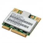 Broadcom BCM43224 Universal Laptop 300Mbps Dual - Band Wireless Network Card - Hvit + Grønn