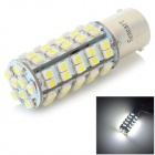 SENCART 1156 / BA15S 3.5W 100lm 7500K 68-SMD 3528 LED White Car Steering Light (DC 12~16V)