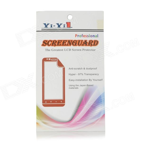 PET Protective Screen Protector Set for Sony Xperia Z3 / L55T - Transparent (10 Set)