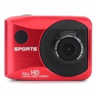 KM-07-2602 Plongée Sport 5.0MP CMOS 100 'Wide Angle Camera - noir + rouge
