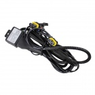 Merdia H1 55W 4300K 2800lm 580nm~595nm Wavelength HID Xenon Lights w/ Ballasts Kit (AC 9~16V)