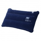 Naturehike NH18F018-Z Outdoor Auto Air Inflatable Cushion Pillow for Traveling - Deep Blue