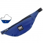Naturehike NH15Y006-B Ultra-Light Nylon Waist Bag for Travel / Sports - Blue (3L)