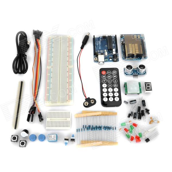 2014 New UNO R3 Basic DIY Module Resistors + LEDs Kit for Arduino браслеты kameo bis браслеты