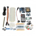 2014 New UNO R3 Basic DIY Module Resistors + LEDs Kit for Arduino