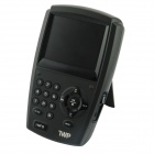 "TWP TWP-35 Handheld Multifunction 3.5"" Color LCD Digital Satellite Finder / Monitor - Black"