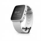 "Weloop Tommy 1.26"" LCD Smart Watch w/ Bluetooth 4.0 / Support Message Display - White"