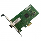 Winyao WY580F 1000SX PCI-E X1 1000M Gigabit Fiber Network Card - Green