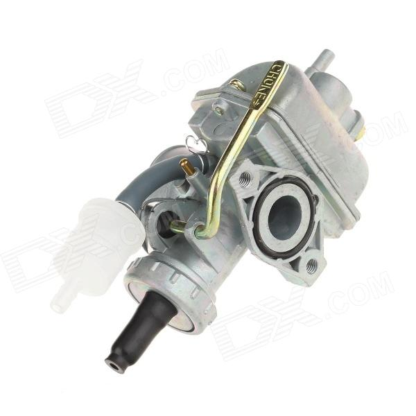 High Quality Zinc Alloy JH70 Carburetor Motorcycle Part - Silver high quality