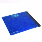 TSB-1309 Tsec Bluetooth Electronic Glass Scale - Blue
