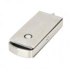 Ourspop U527 aluminio aleación USB Flash Drive - plata (8GB)