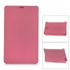 Flip Open PU + PC Case w/ Stand for 8.4'' Samsung Galaxy Tab S T700 - Pink