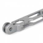 G075 G075 Aluminum Alloy Extension Arm for Gopro Hero 4/1 / 2 / 3 / 3+ - Grey