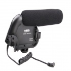 BOYA BY-VM190 Camera Mounted Shotgun Microphone - Black