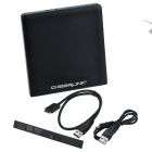 CHEERLINK ODP1201 Slim Portable USB 3.0 External ODD & HDD Device