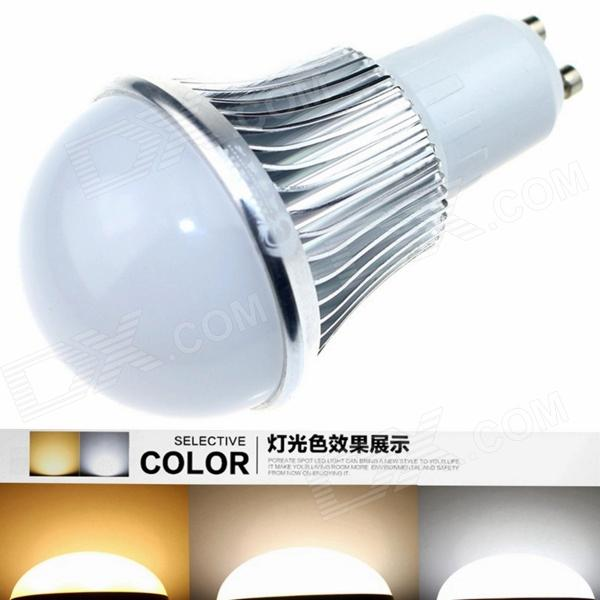CXHEXIN S10A-3+3 GU10 6W 360lm 12-SMD 5630 LED Dimmable Light Bulb