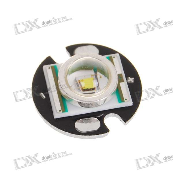 XR-E P4 (WD) de 13 mm de base
