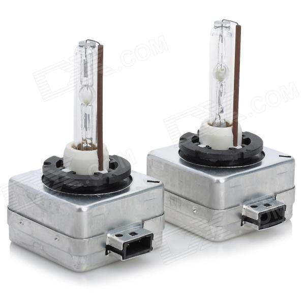 D1S 35W 3200lm 4300K Warm White Light Car HID Xenon Lamp Bulbs (12V / Pair) Portsmouth Buy Sell