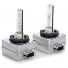 D1S 35W 3200lm 4300K Warm White Light Car HID Xenon Lamp Bulbs (12V / Pair)