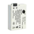 DSTE LP-E8 2100mAh Battery + DC99 Charger for Canon Camera - White