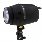 FUSHI Tong Pseries P-180 180W Portable IR Controll Photography Studio Strobe Flash Light - Black