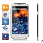 "CKCOM C1 Quad-core Android 4.2.1 WCDMA Bar Phone w/ 5.0"" FHD, ROM 16GB, Wi-Fi - White"
