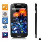 "CKCOM C1 Quad-core Android 4.2.1 WCDMA Bar Phone w/ 5.0"" FHD, ROM 16GB, Wi-Fi - Black"
