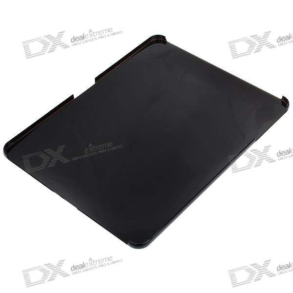 "Protective Hard Plastic Case for   9.7"" Ipad (Black)"