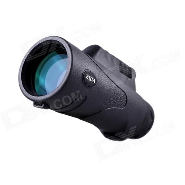 BIJIA10x42 Wide-angle High-power High-definition Night Vision Monocular - Black