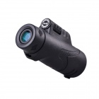BIJIA 10x42 8X Wide-angle High-power High-definition Monocular - Black