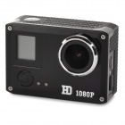 SJ5000 14.0 MP 2/3 CMOS 1080P Full HD WiFi Outdoor Sports Digital Video Camera - Black (Presale)