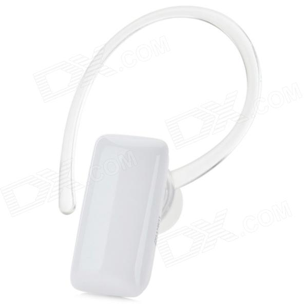 Roman Q2 Universal Bluetooth V4.1 In-Ear Headset w/ Microphone - White