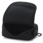 DULISIMAI NE-S Portable Camera Sleeve Bag - Black