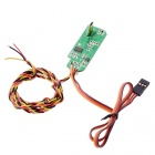 HJ Micro HDMI to AV Analog Signal Converter w/ Shutter for FPV Sony A5000 / A6000 - Green