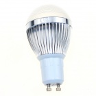 CXHEXIN S10-8 GU10 8W 640lm 5630 SMD LED Cool White Light Bulb