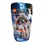 Genuine LEGO Chima CHI Worriz 70204 x 2 Bags (Special Offer)