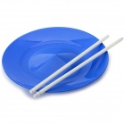 Plastic Acrobatics Magic Props Saucer - Blue