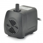 Entraygues AT-606 Bomba de agua sumergible de 10W - Negro (220 ~ 240V / enchufe de la UE)