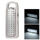 Outdoor Rechargeable LED Emergency Camping Light Lamp - White