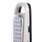 Outdoor LED Rechargeable d'urgence Camping lampe - blanc